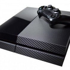 Skin / Sticker CARBON Playstation 4 PS4 FAT