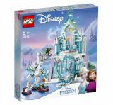 Cumpara ieftin LEGO Disney Frozen, Elsa si Palatul ei magic de gheata 43172