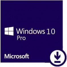 Microsoft Windows 10 Pro, ESD licenta electronica, 32/64 bit, Multilanguage, Retail