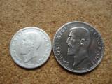 ROMANIA - SET 50 BANI 1910+1 LEU 1910 , CAROL I , L7.45