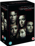 Film Serial The Vamipre Diaries DVD BoxSet Complete Collection, Dragoste, Engleza, independent productions
