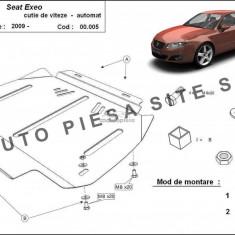 Scut metalic cutie viteze automata Seat Exeo fabricat incepand cu 2009 APS-00,005
