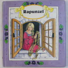 RAPUNZEL by SIMON GIRLING , ILLUSTRATED by JENNY PRESS