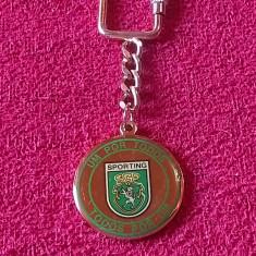 Breloc fotbal - SPORTING LISABONA (Portugalia)
