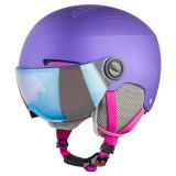 Cumpara ieftin Casca Alpina Zupo Visor violet matt
