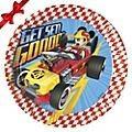Cumpara ieftin Farfurii petrecere Mickey Roadster Racers