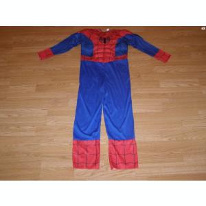 costum carnaval serbare spiderman pentru copii de 9-10 ani