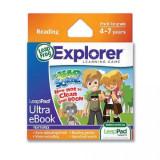 NOU! Soft educational LeapPad - Curatenie in camera mea