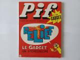 Pif gadget nr.75,76,78, carti joc pif, jeton1970, 42 cartonase pif, le magi mage