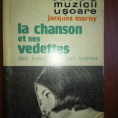 Vedetele muzicii usoare- Jacques Marny