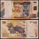 = CONGO - 5 000 FRANCS - 2013 - UNC   =
