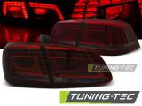 Stopuri LED compatibile cu VW PASSAT B7 SEDAN 10.10-10.14 Rosu Fumuriu LED