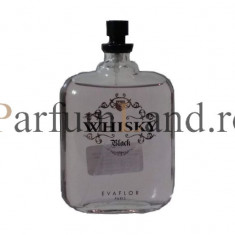 Parfum Whisky Black for Men 100ml EDT - Tester