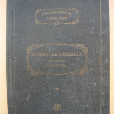 EUSEBIU DE CEZAREEA - SCRIERI ( partea intai ) - PSB 13