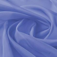 Țesătură de voal 1,45 x 20 m, albastru regal
