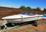 Vând barca, Salupa Fletcher arrowsport +motor Mercury 40 cp +peridoc