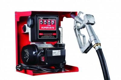 pompa transfer motorina 12V -220V foto