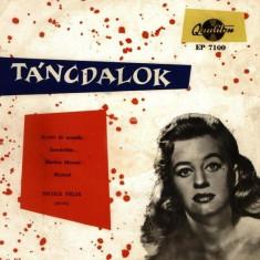 Nicole Felix - Tancdalok (Vinil)