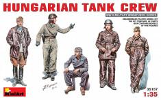 1:35 Hungarian Tank Crew - 5 figures 1:35 foto