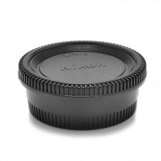 Capac Body + Capac Spate Obiectiv Nikon tip BF-1B