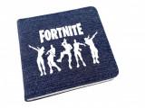 Portofel Fortnite, Squadgoals , 11 cm + Bratara Fortnite CADOU !!
