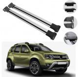 Set bare portbagaj aluminiu Dacia Duster II 2018-2020