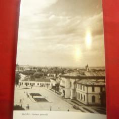 Ilustrata Bacau - Vedere Generala , circulat 1959