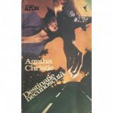 Carte Agatha Christie - Destinatie Necunoscuta