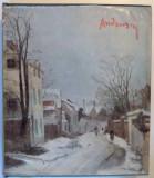 ANDREESCU - VOL. I ARTISTUL IN EPOCA de RADU BOGDAN , 1969