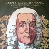D. Scarlatti - Sonate. Ilinca Dumitrescu - pian (Vinil)