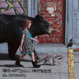 Red Hot Chili Peppers The Getaway LP (2vinyl)