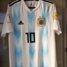 Tricou si short copii Argentina 12-13 ani