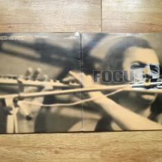 FOCUS - FOCUS 3 (2LP,2 VINILURI,1972,POLYDOR,UK) vinil vinyl