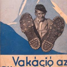 Vakacio az Alpesekben - Bradford Washburn
