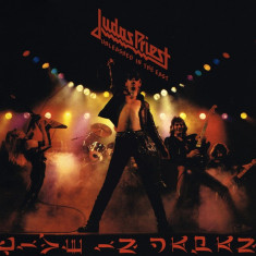 Judas Priest - Unleashed In The East (2017 - EU - LP / NM)