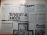 tineretul liber 22 februarie 1990-2 luni de la revolutie