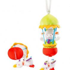 Jucarie muzicala- Vacuta in balon PlayLearn Toys