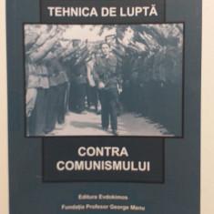 TEHNICA DE LUPTA CONTRA COMUNISMULUI - HORIA SIMA