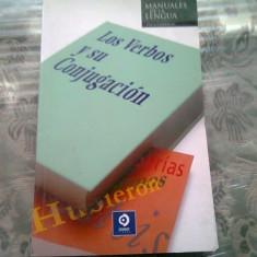 LOS VERBOS Y SU CONJUGACION - PAULA ARENAS MARTIN ABRIL