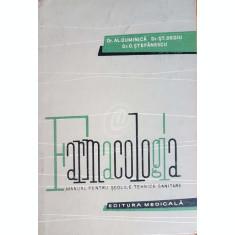 Farmacologie. Manual pentru scolile tehnice sanitare