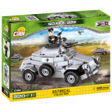 Cumpara ieftin Set de construit Cobi, World War II, Masina Blindata SD.KFZ.222 (220 pcs)