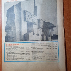 Revista radio-tv saptamana 19-25 octombrie 1980