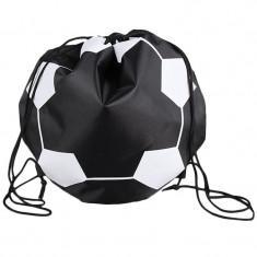 Rucsac/ghiozdan pentru transport minge de fotbal
