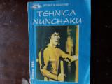 tehnica nunchaku(nunciac) iitiro masatoshi