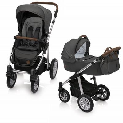 Carucior 2 in 1 Baby Design Dotty 17 Graphite foto