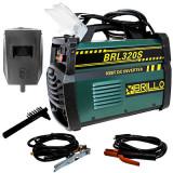 Cumpara ieftin Aparat Sudura Brillo 320A,AH LCD,Anti Lipire,Invertor IGBT