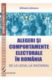 Alegeri si comportamente electorale in Romania - Mihaela Ivanescu