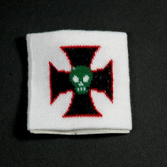 Manseta Cruce de fier ( cruce malteza )