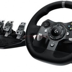 Volan cu pedale Logitech Driving Force G920 compatibil PC/Xbox One