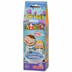 Slime copii 3+ ani Glibbi Slime Maker 50 g albastru